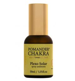 POMANDER SPRAY PLEXO SOLAR 30 ML CHAKRA
